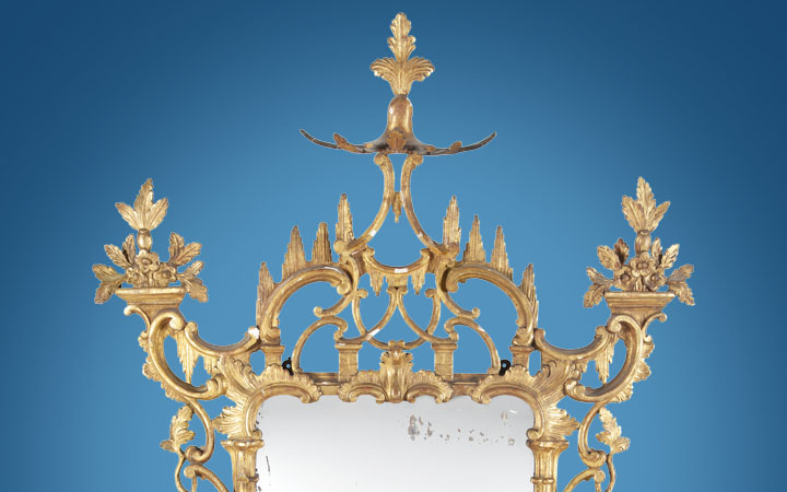 Image for the English & Continental Furniture, Silver & Decorative Arts sale