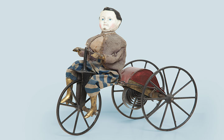 Image for the Cherished: American Folk Art & Toys from the Estate of a Private Collector sale