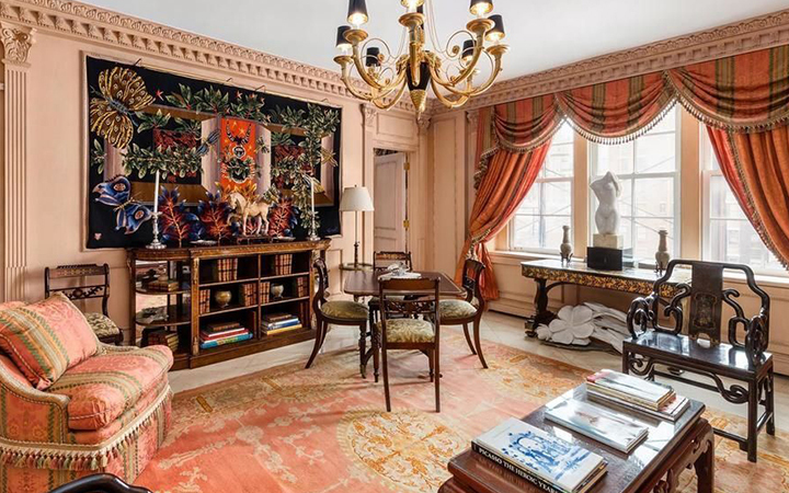 Image for the Special Collections: A Park Avenue Apartment Decorated by Hélio Fraga sale