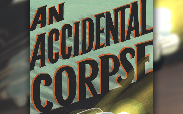 An Accidental Corpse: A Presentation & Book Signing with Helen A. Harrison