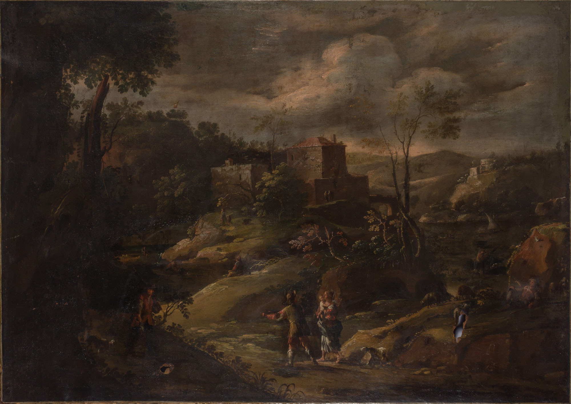 Lot image - Flemish School