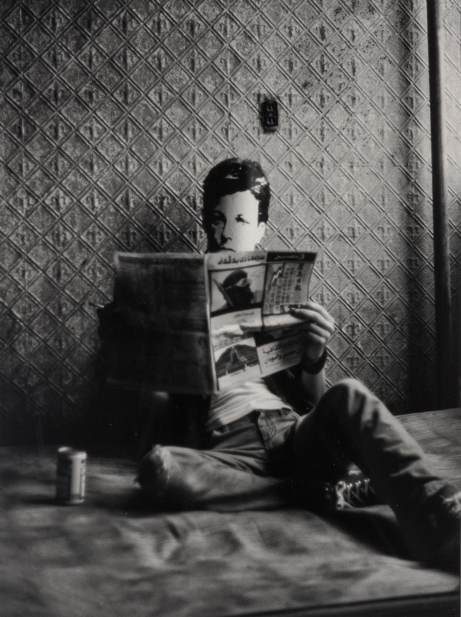 Lot image - WOJNAROWICZ, DAVID (1954-1992)  Arthur Rimbaud in New York,