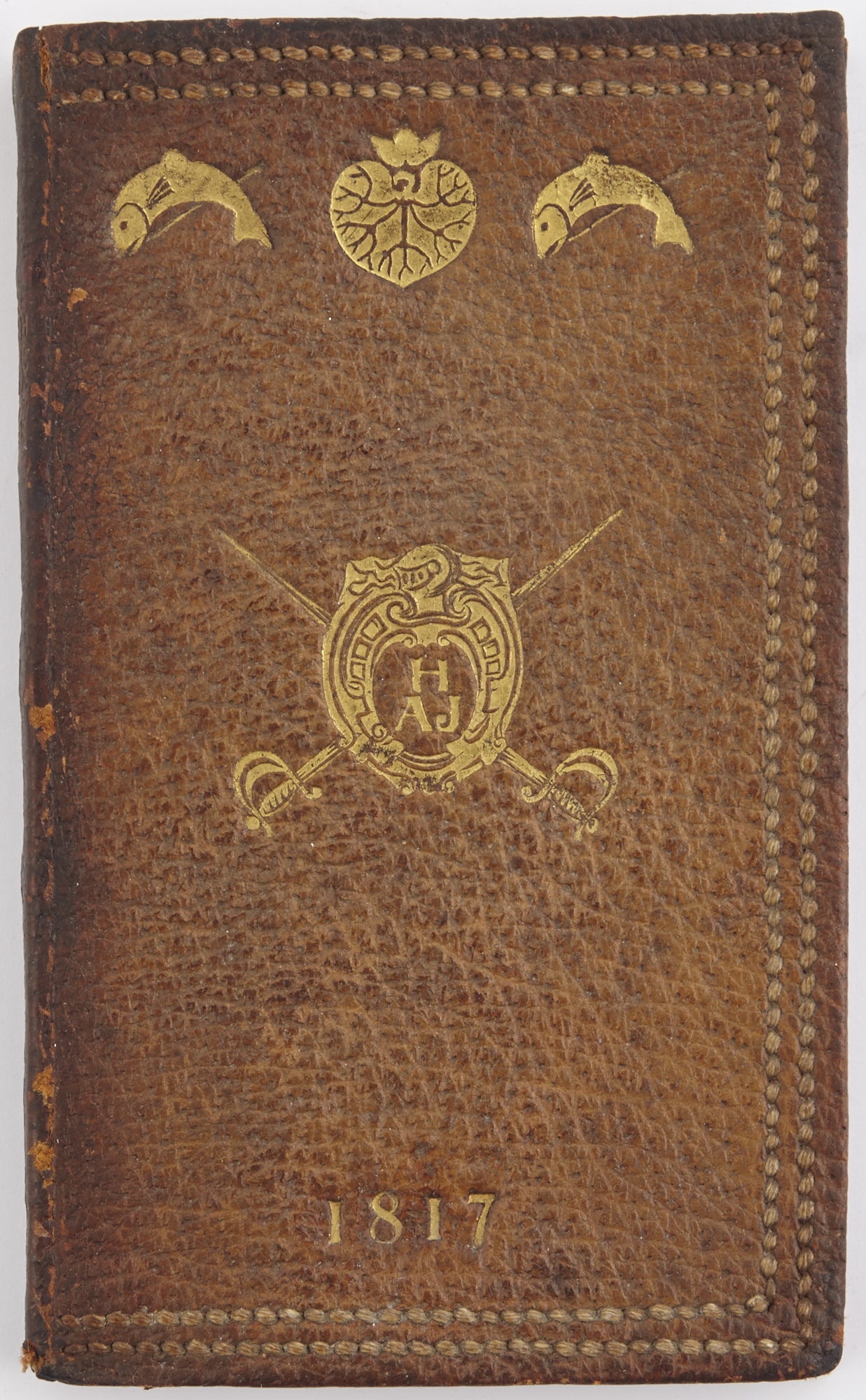 Lot image - [BINDING]  The North Country Angler; Or, The Art of Angling: As practised in the Northern Counties of England.