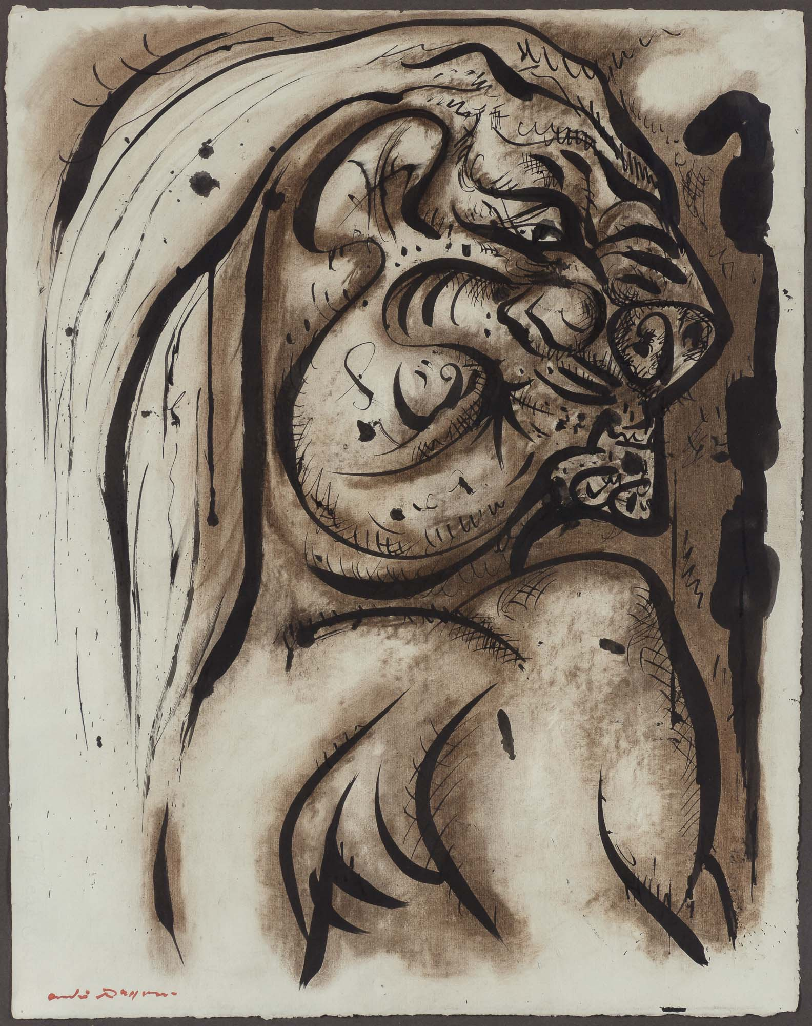 Lot image - Andre Masson