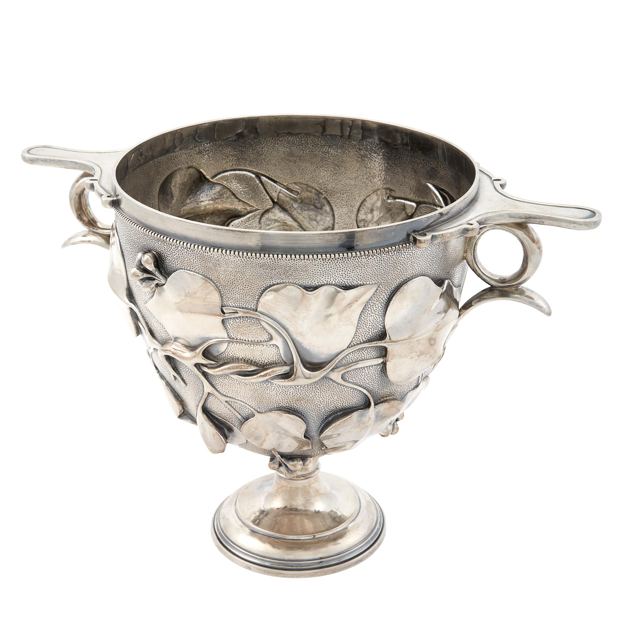 Lot image - Victorian Sterling Silver Cup