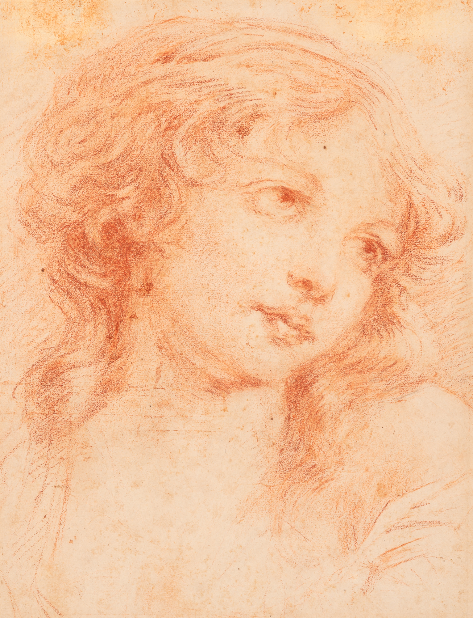 Lot image - Circle of Jean Baptiste Greuze