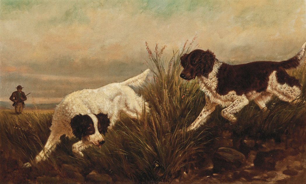 Lot image - Henry Collins Bispham