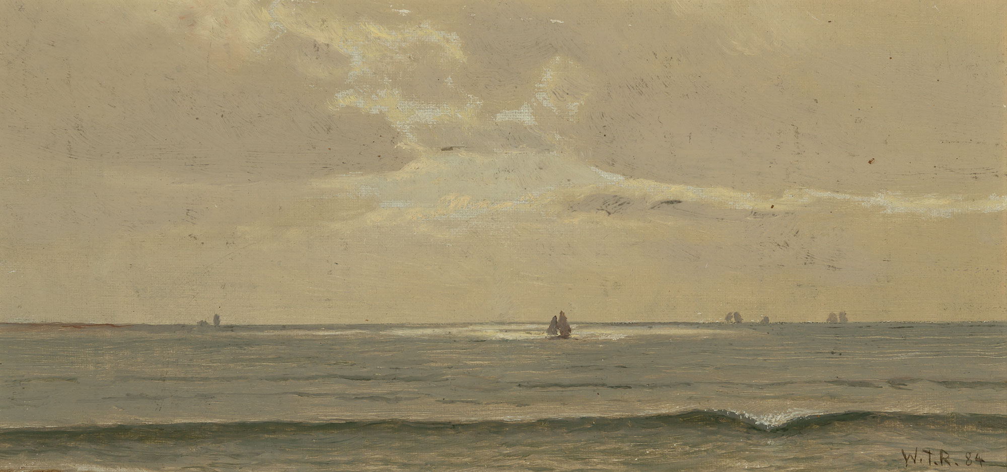 Lot image - William Trost Richards