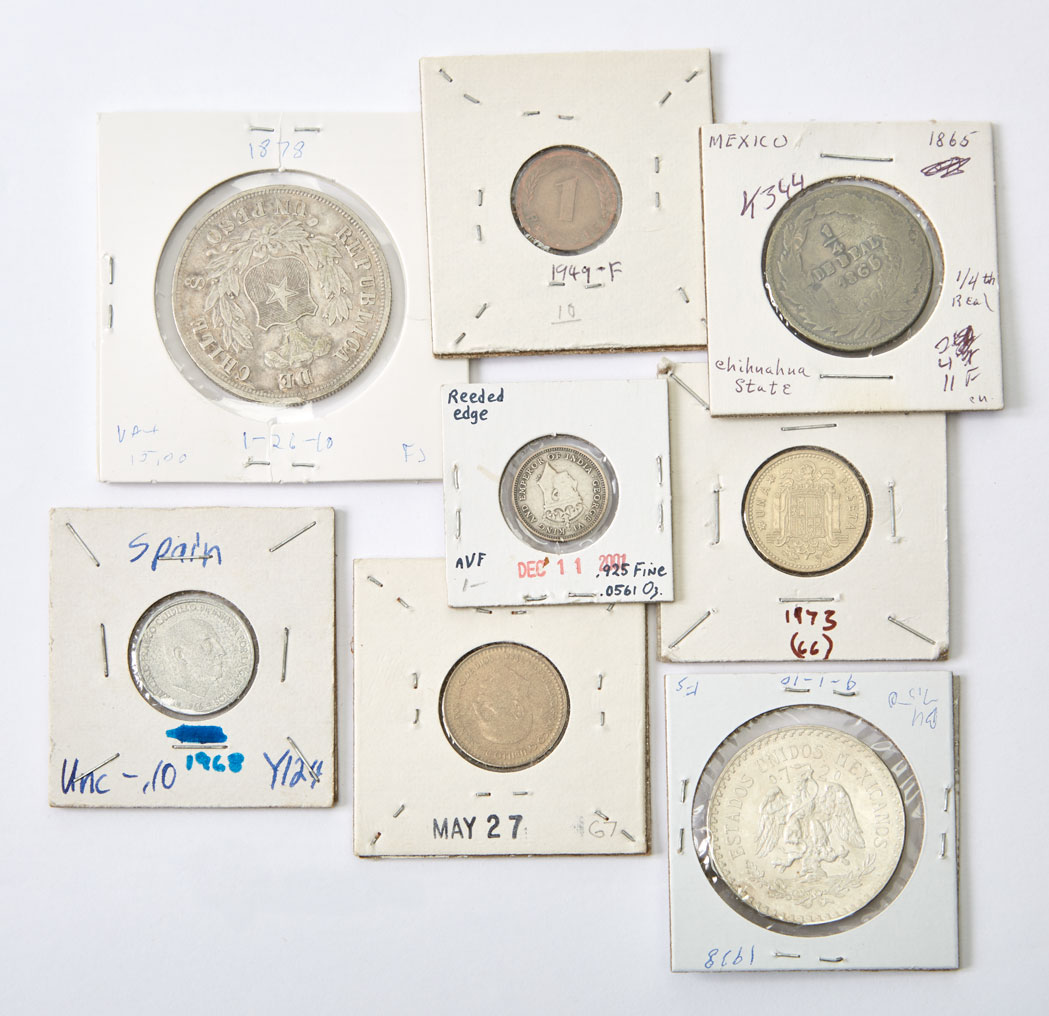 Coins, Bank Notes & Postage Stamps | Doyle Auction House
