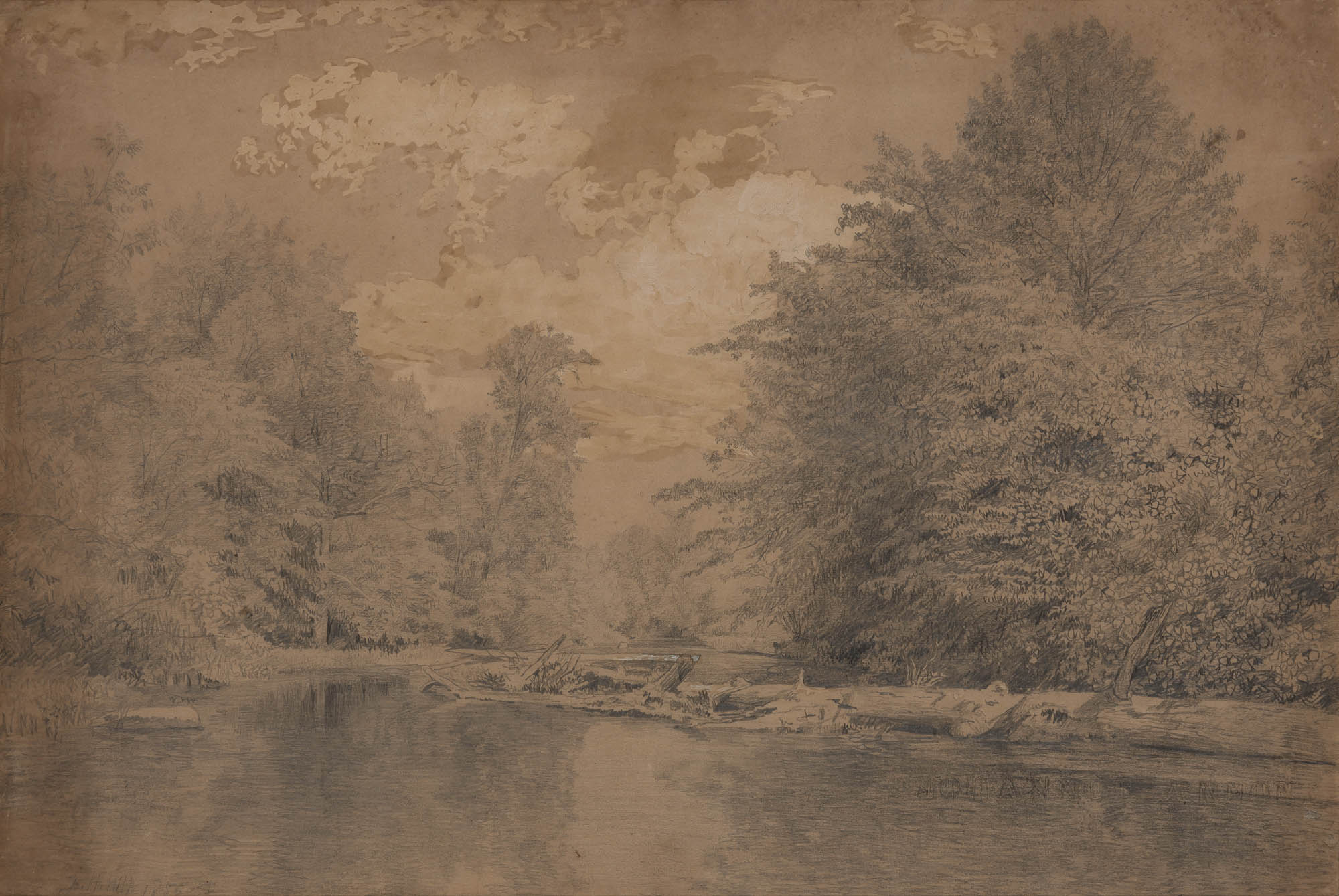 Lot image - John Henry Hill