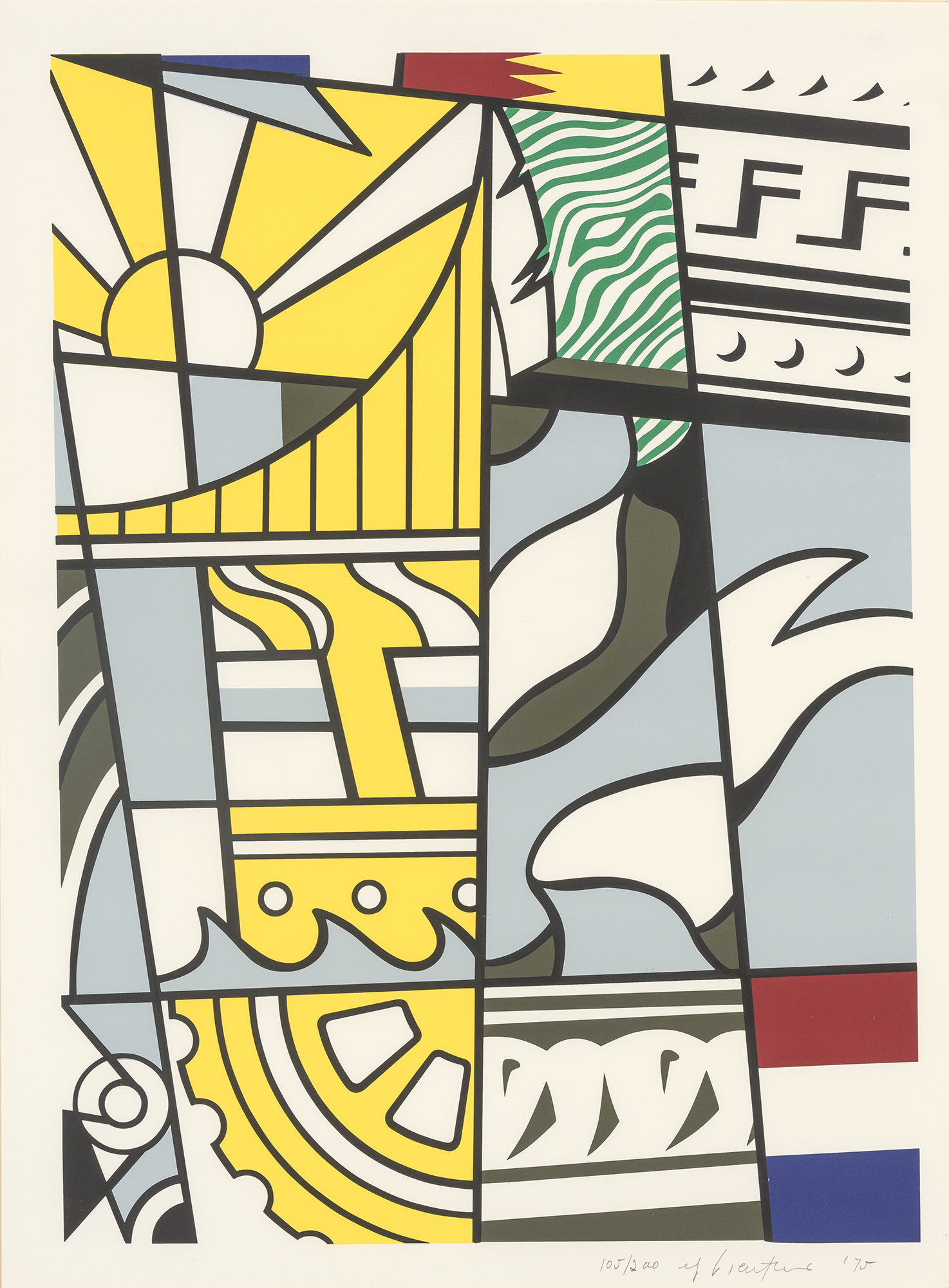 Lot image - Roy Lichtenstein (1923-1997)