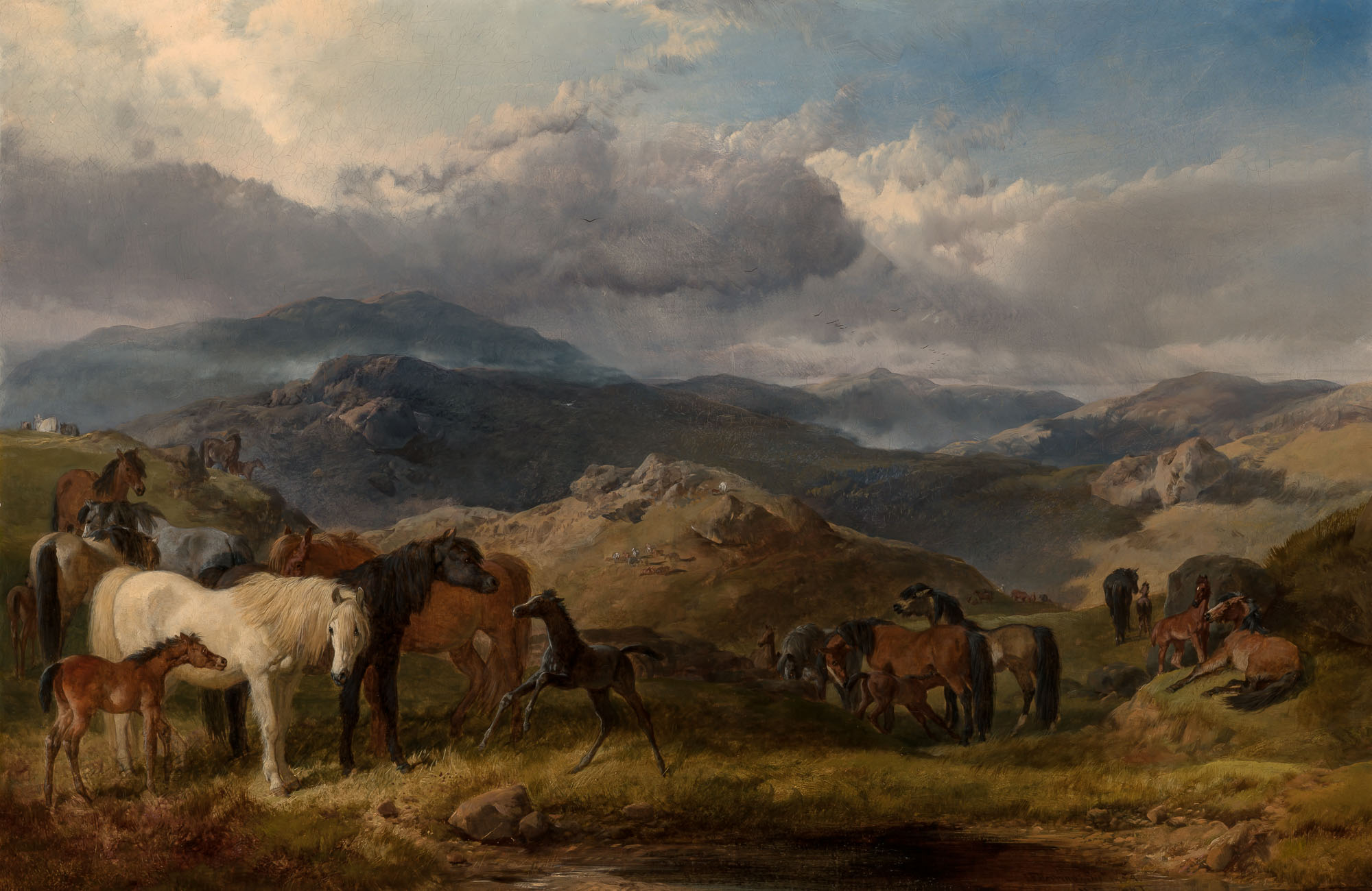 Lot image - John Frederick Herring Senior