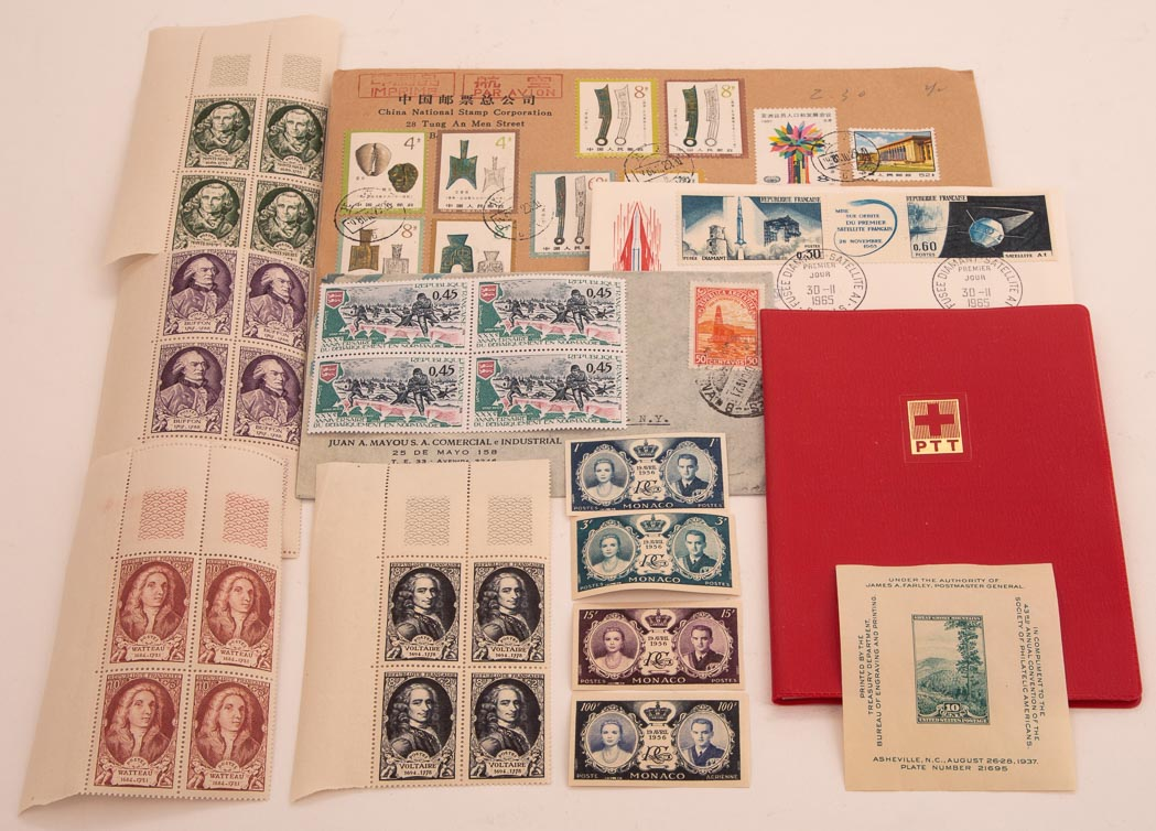 Lot image - World Wide Stamp Extravaganza