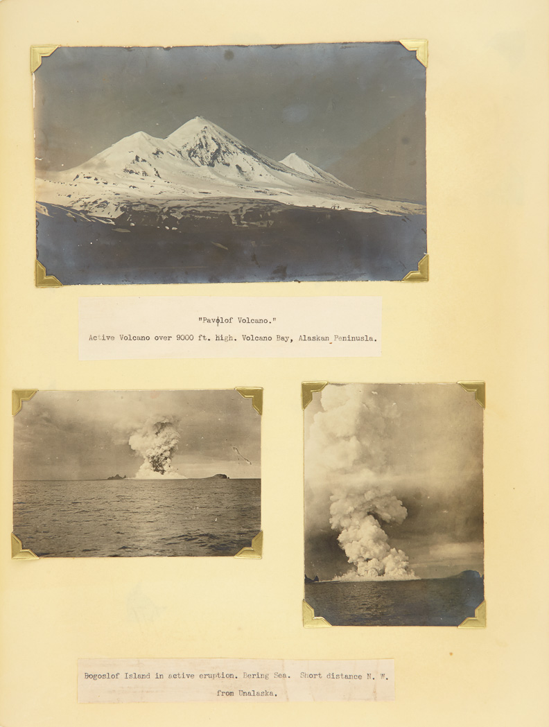 Lot image - [ALASKA]  KEARNEY, R.A. A Surgeons Cruise to Alaska.