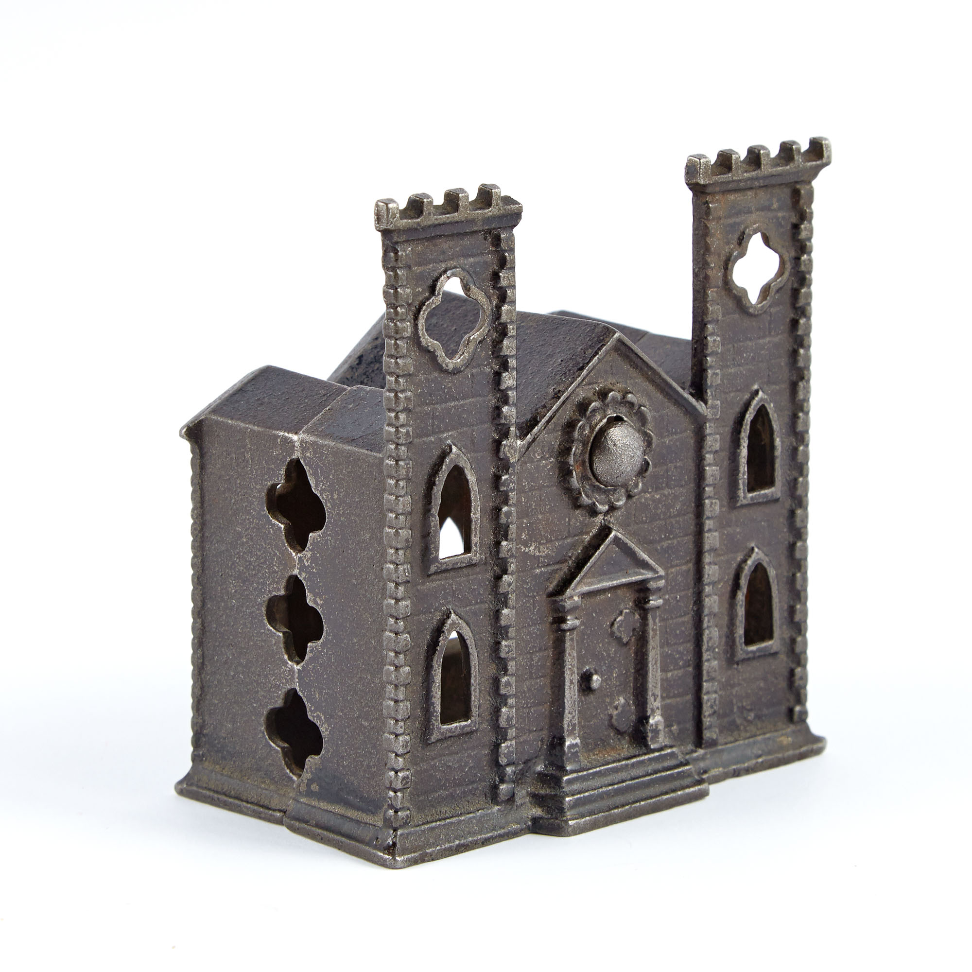 Lot image - Small Gothic Church Still Bank