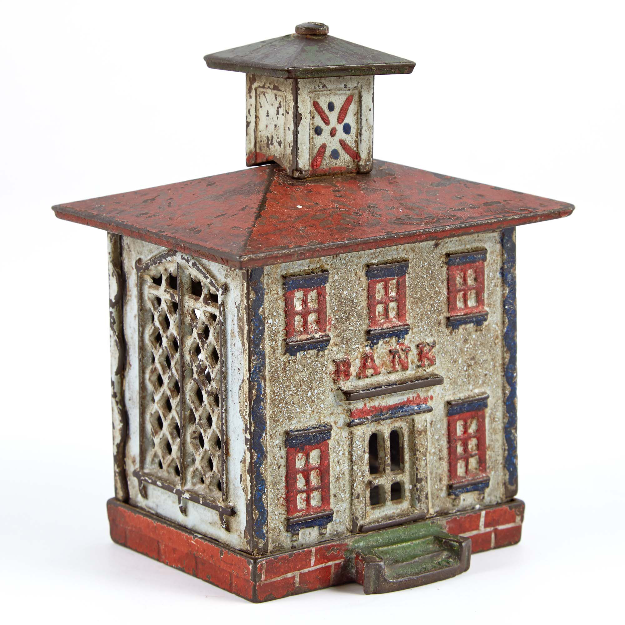 Lot image - Large Cupola Architectural Still Bank