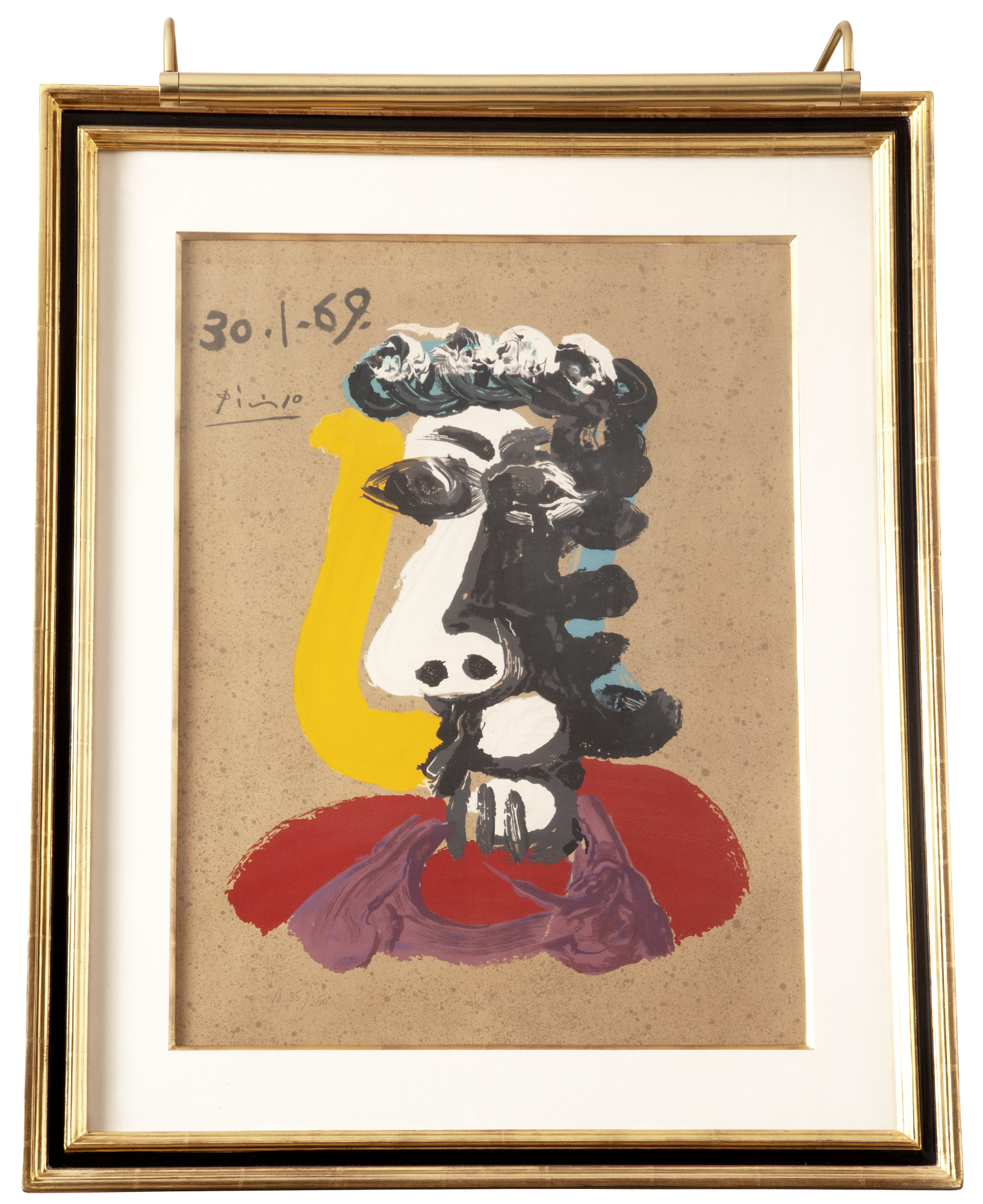 Lot image - After Pablo Picasso (1881-1973)