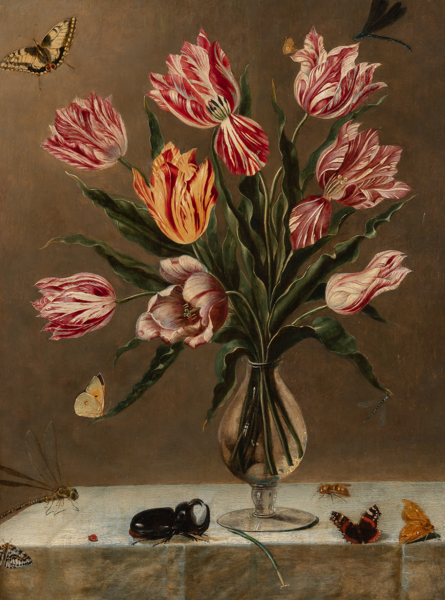 Lot image - Attributed to Jacob Woutersz Vosmaer