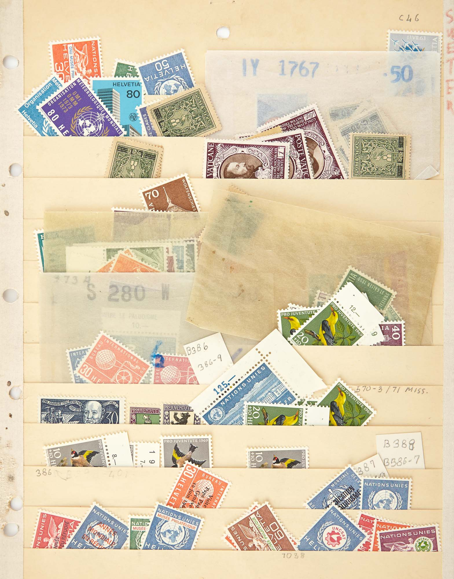 Lot image - World Wide Philatelic Accumulation and Collections