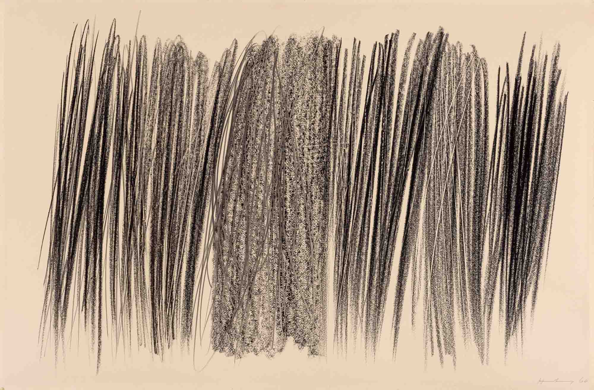 Lot image - Hans Hartung