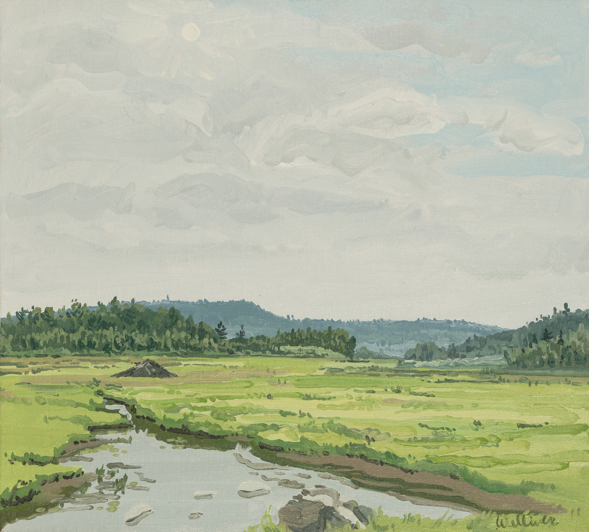 Lot image - Neil Welliver