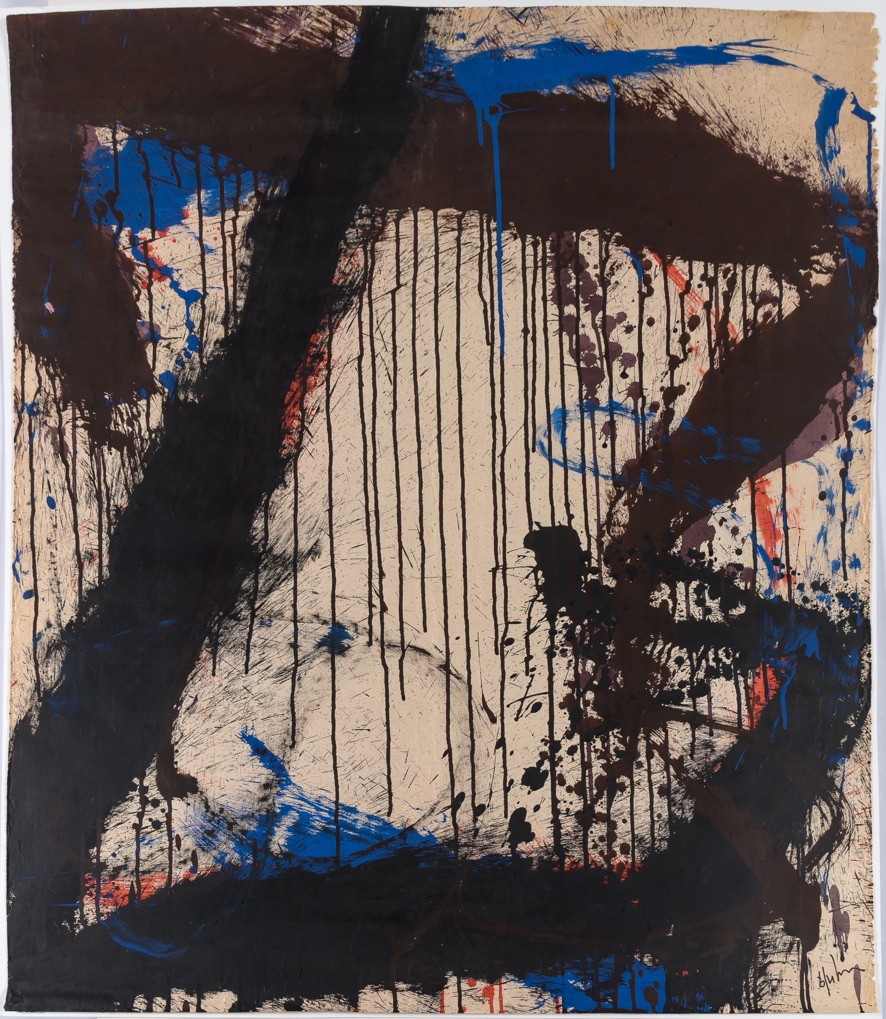 Lot image - Norman Bluhm