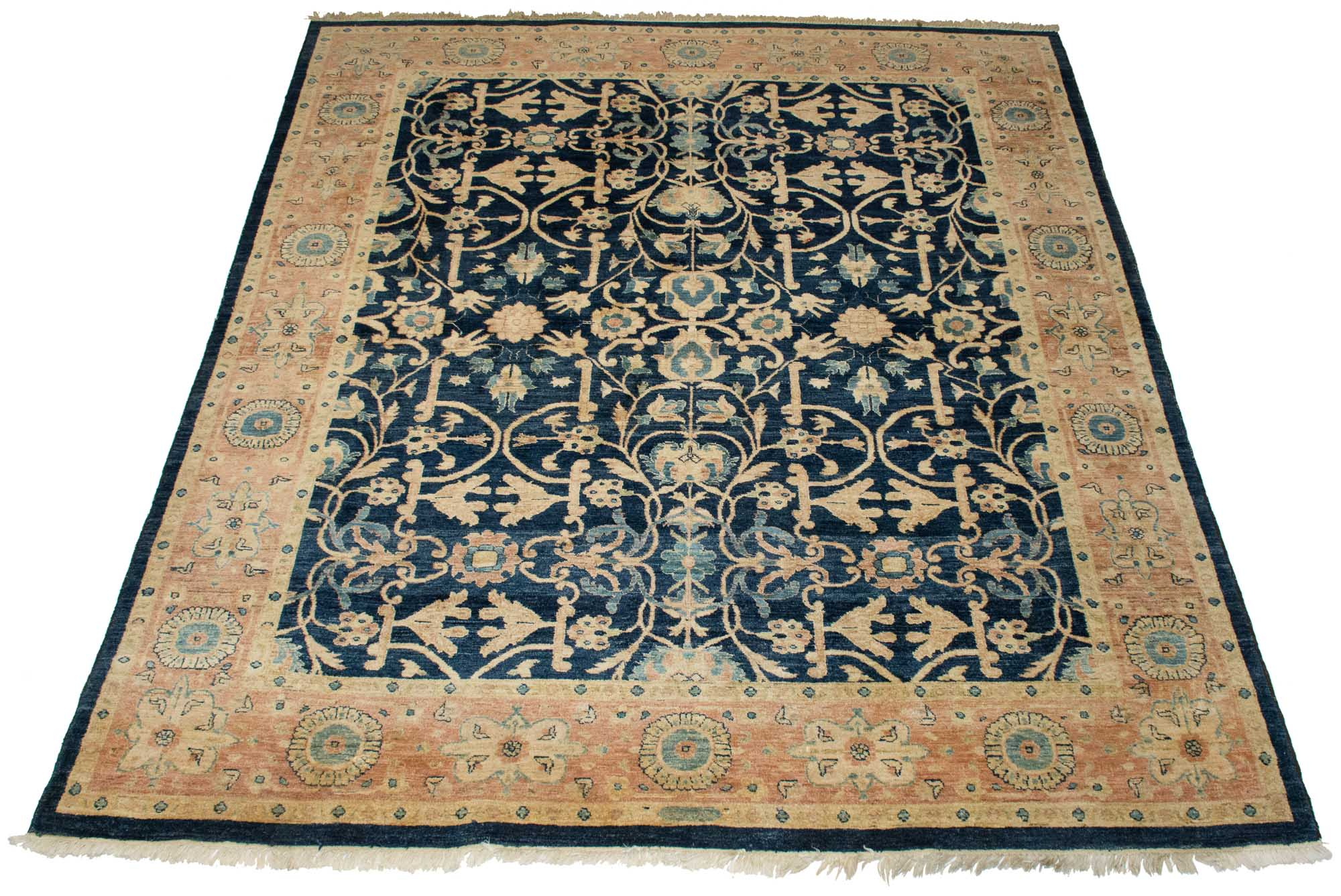 Lot image - Sultanabad Style Carpet