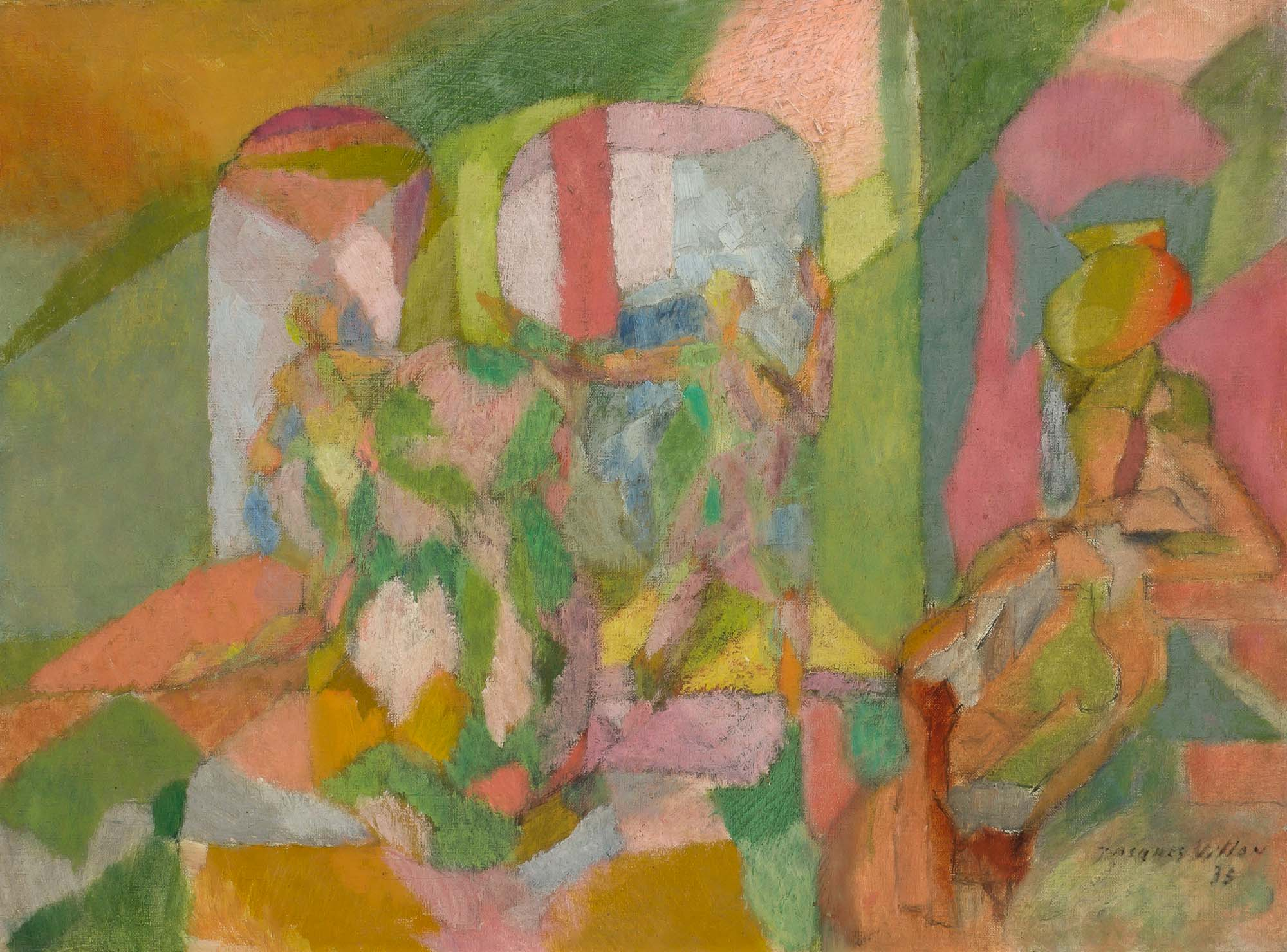 Lot image - Jacques Villon