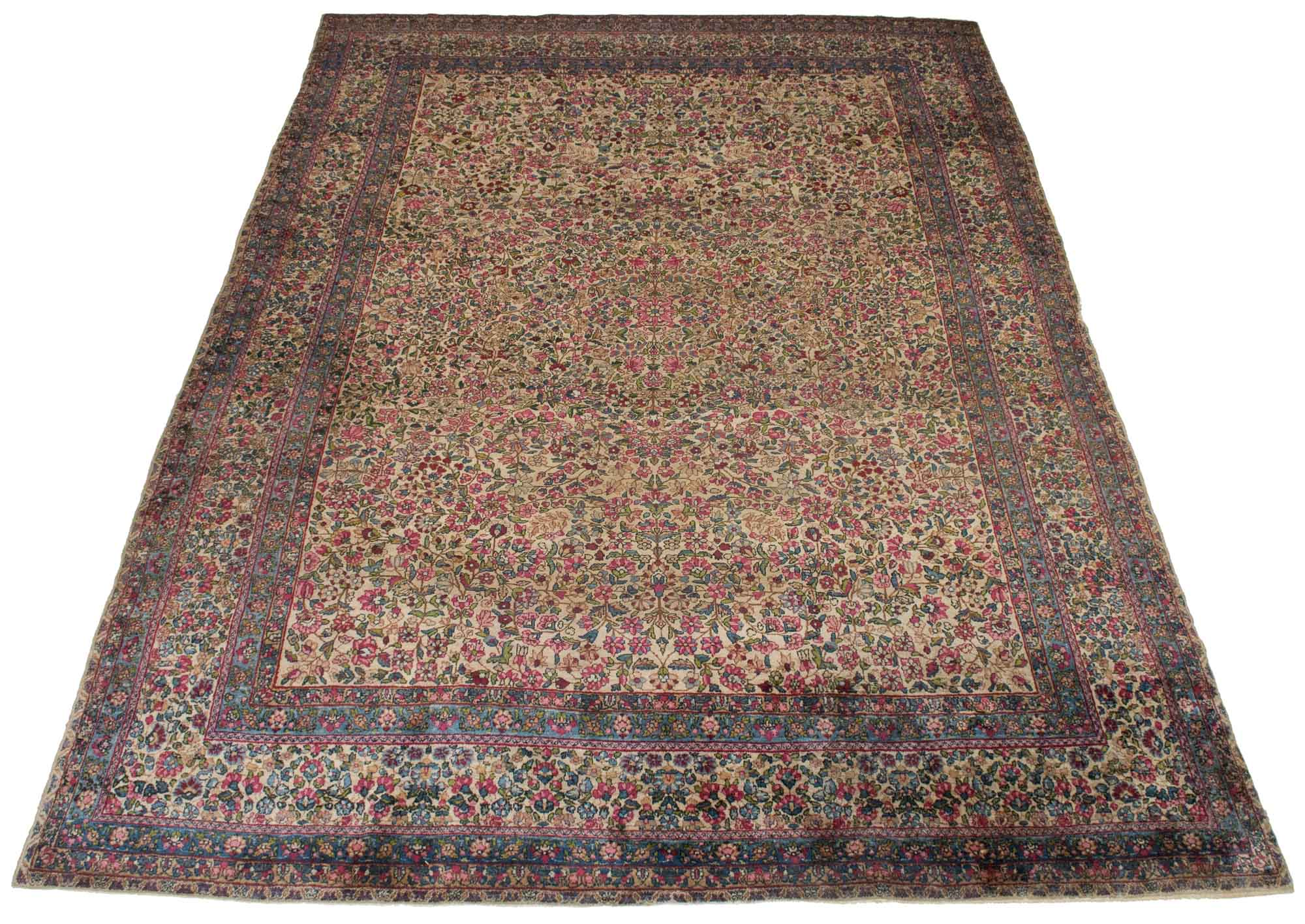 Lot image - Kerman Carpet