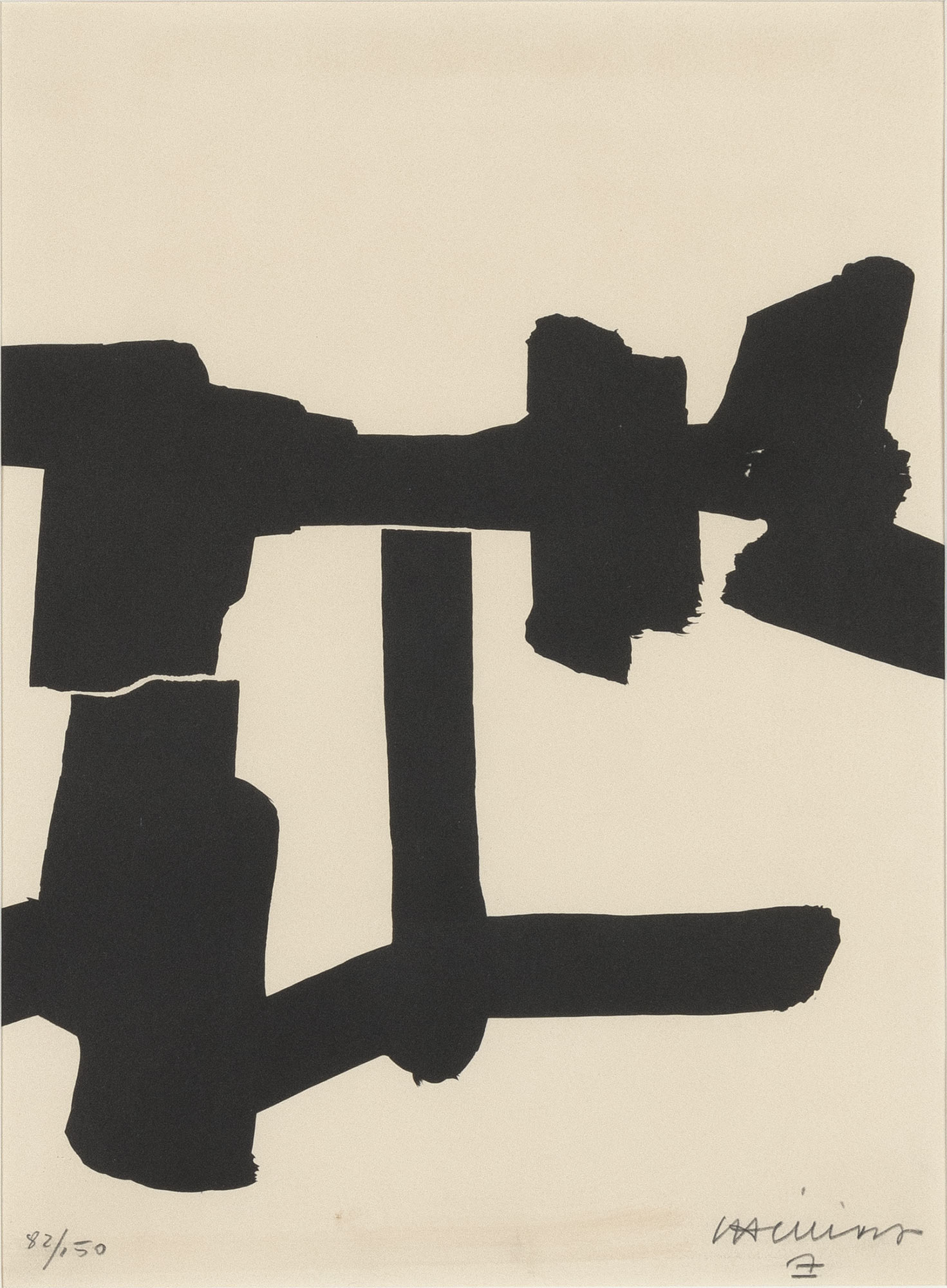Lot image - Eduardo Chillida (1924-2002)