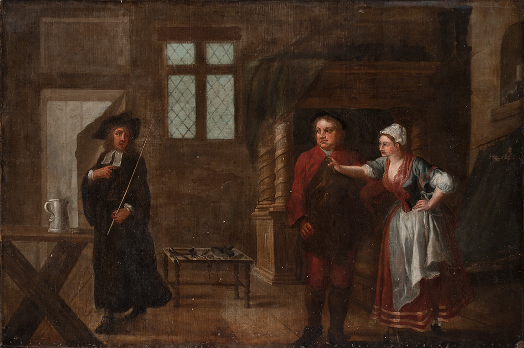 Lot image - Francis Hayman (English, 1708-1776) and Studio