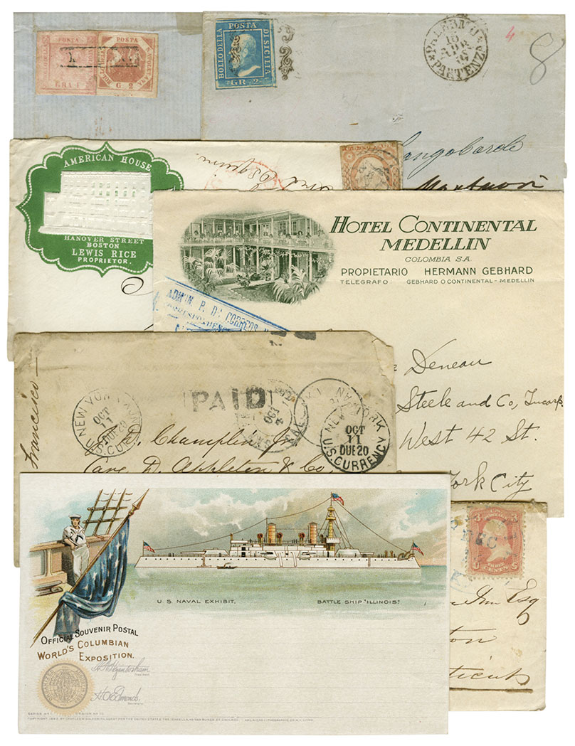 Lot image - United States and World Cover Group