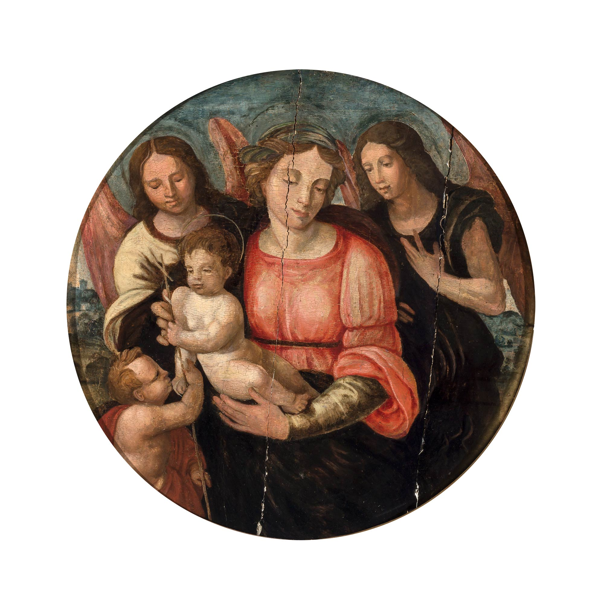Lot image - Italian Renaissance Manner