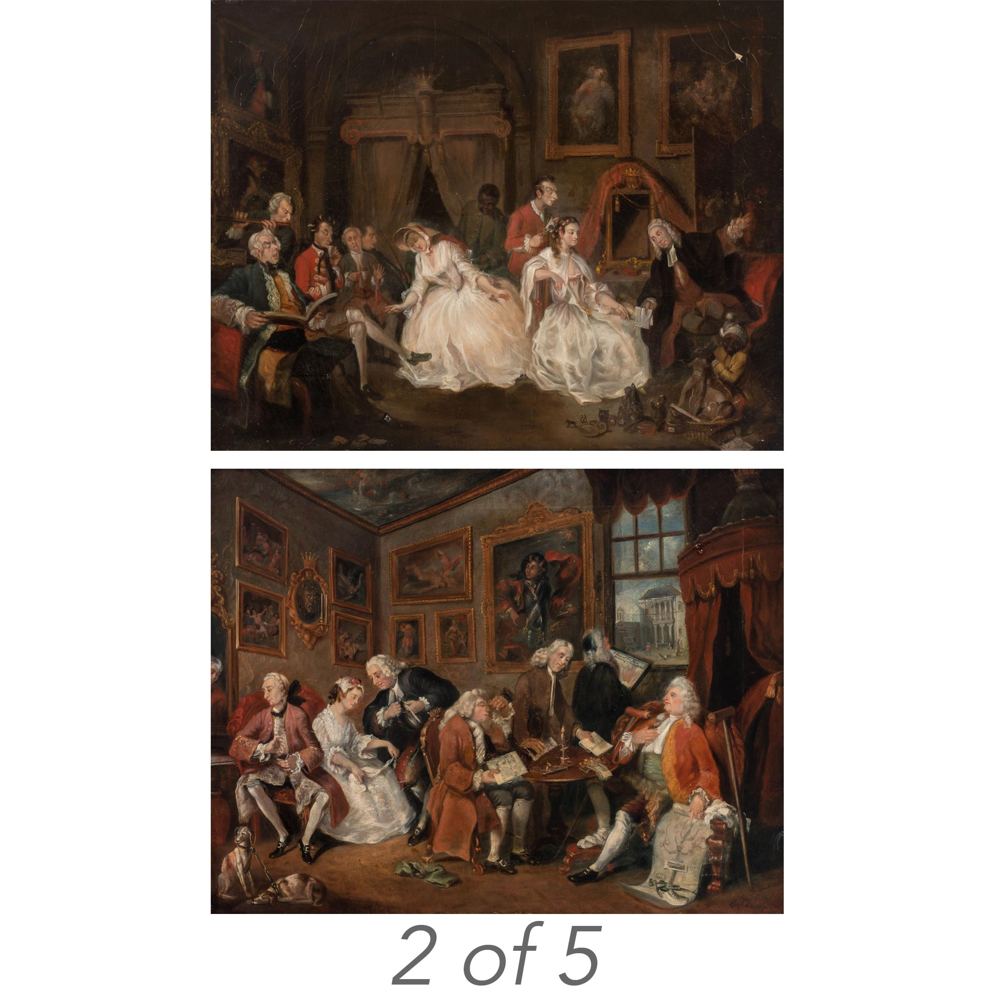 Lot image - After William Hogarth
