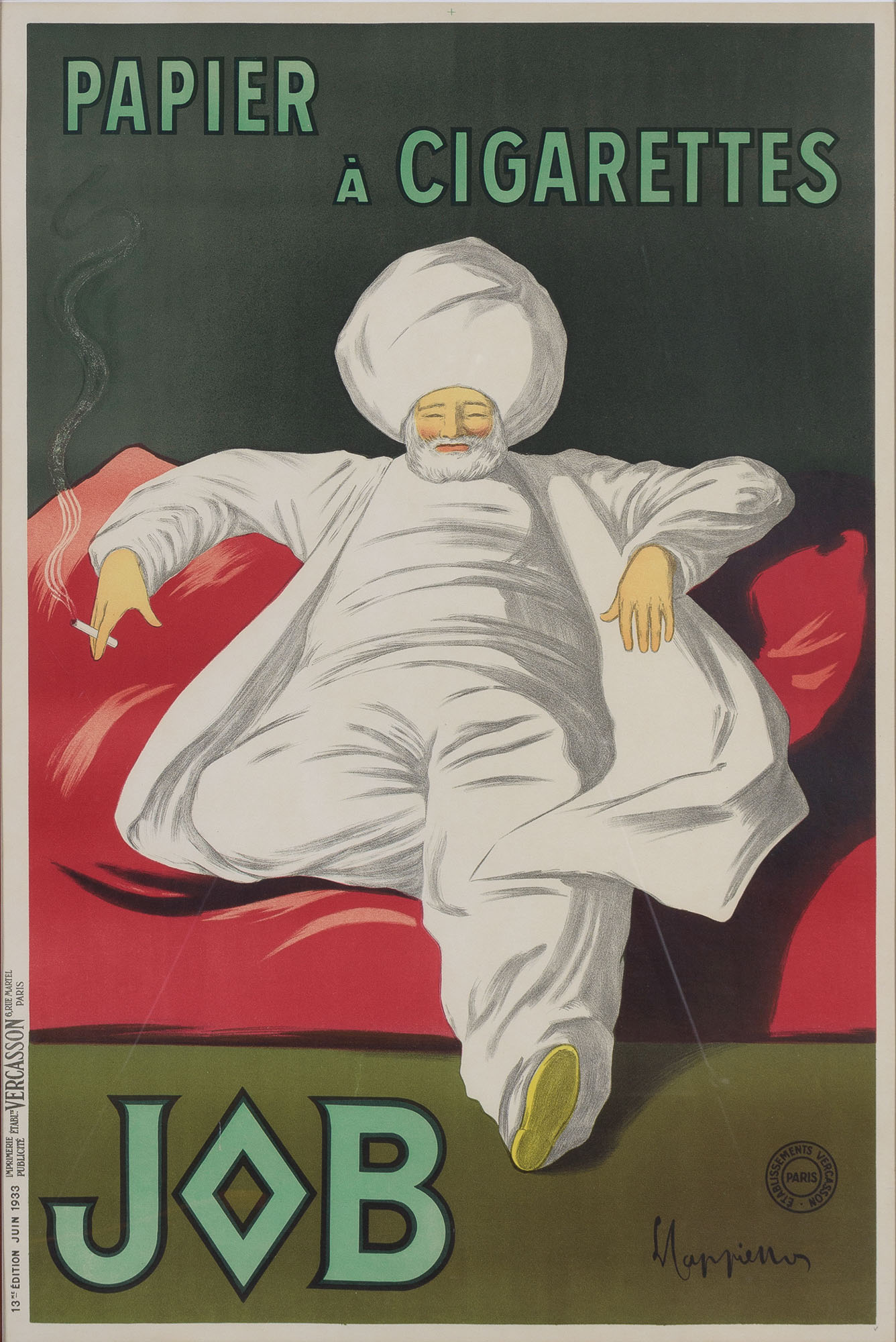 Lot image - Leonetto Cappiello (1875-1942)
