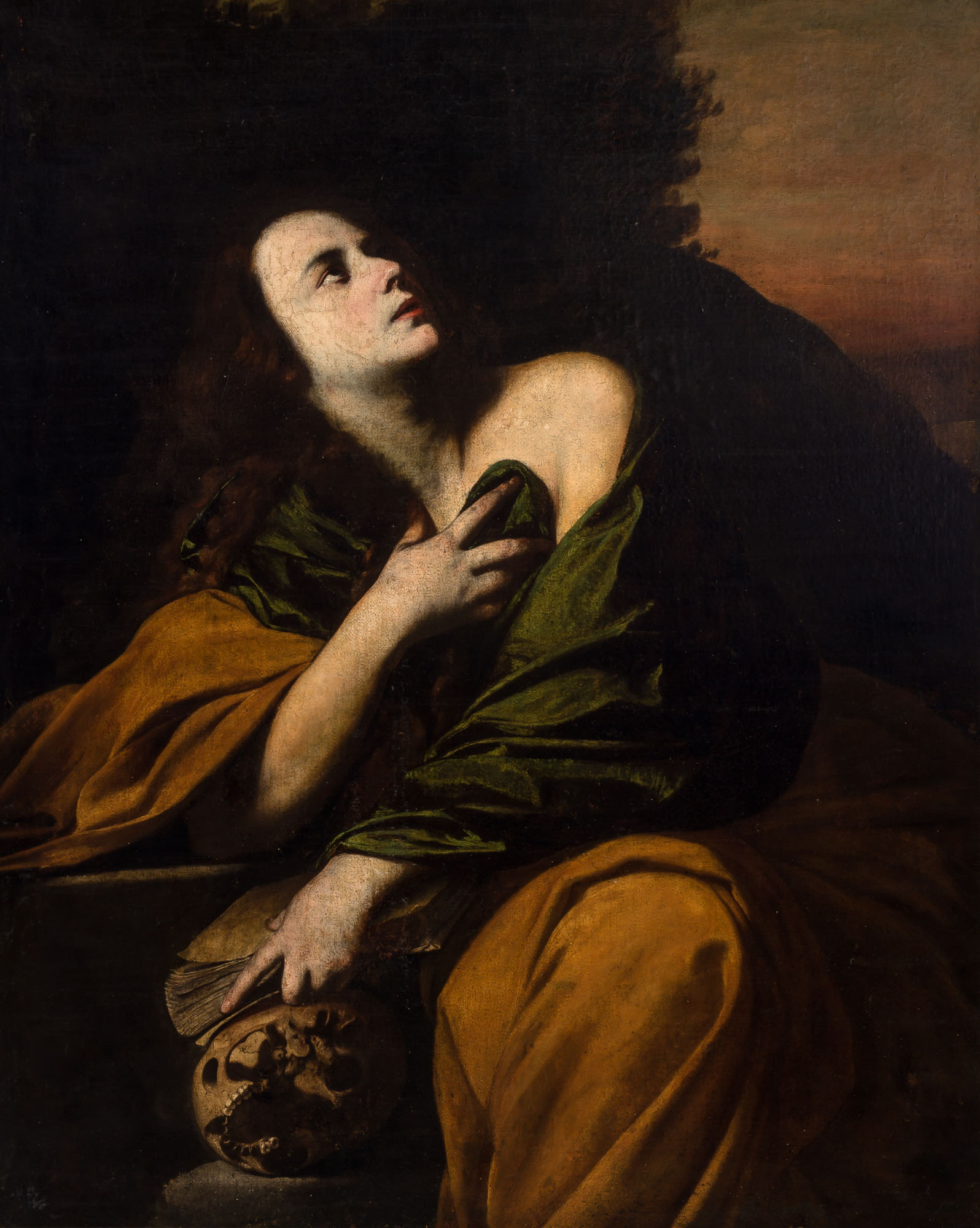 Lot image - Attributed to Jusepe de Ribera