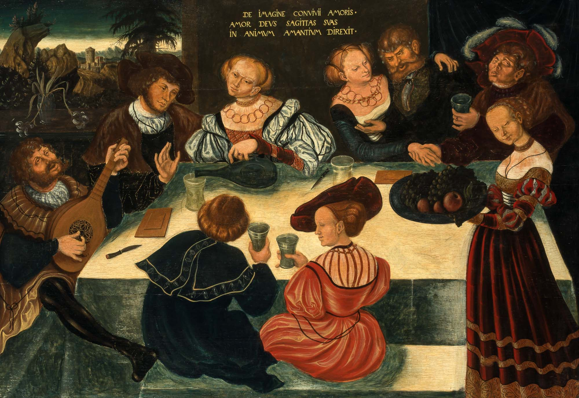 Lot image - Manner of Lucas Cranach the Elder