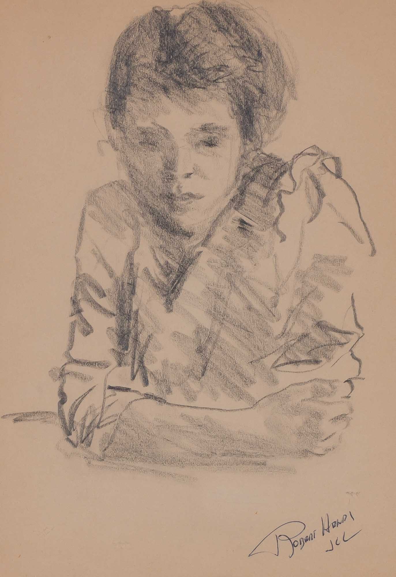 Lot image - Robert Henri