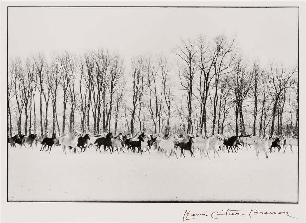 Lot image - CARTIER-BRESSON, HENRI (1908-2004)  [Gyor, Hungary]