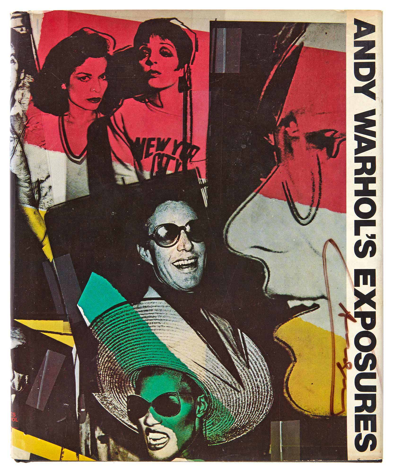 Lot image - WARHOL, ANDY  Andy Warhols Exposures.