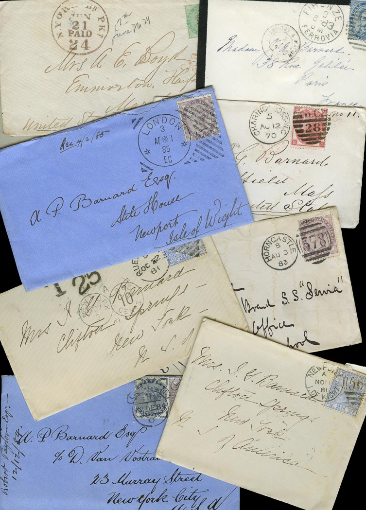 Lot image - Worldwide Postal History Group