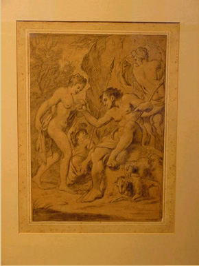 Lot image - Circle of Francois Boucher