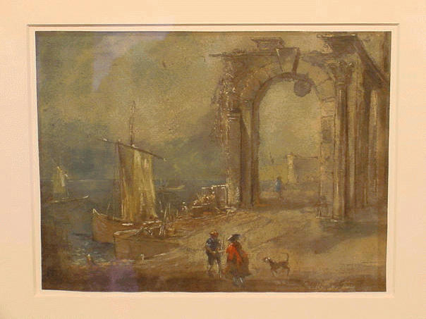 Lot image - Manner of Francesco Guardi