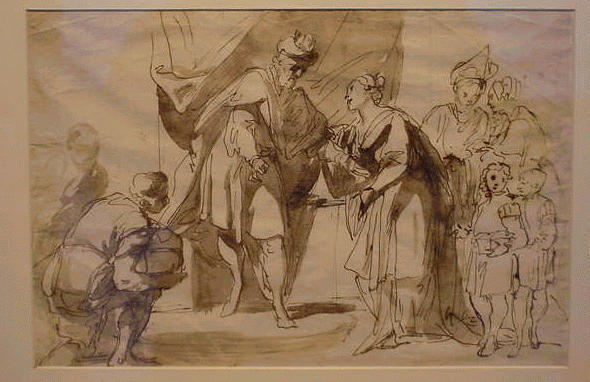Lot image - Attributed to Antonio Gionima