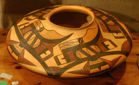 Sikyatki Polychrome Pottery Jar For Sale At Auction On Wed