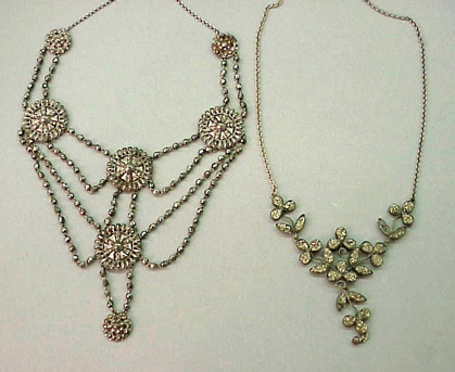 Lot image - Two Victorian Necklaces