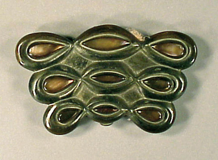 Lot image - Line Vautrin Butterfly Compact