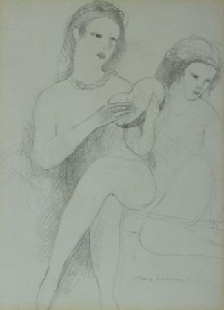 Lot image - Marie Laurencin