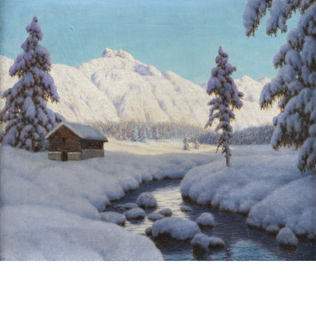 Lot image - Ivan Fedorovich Choultse