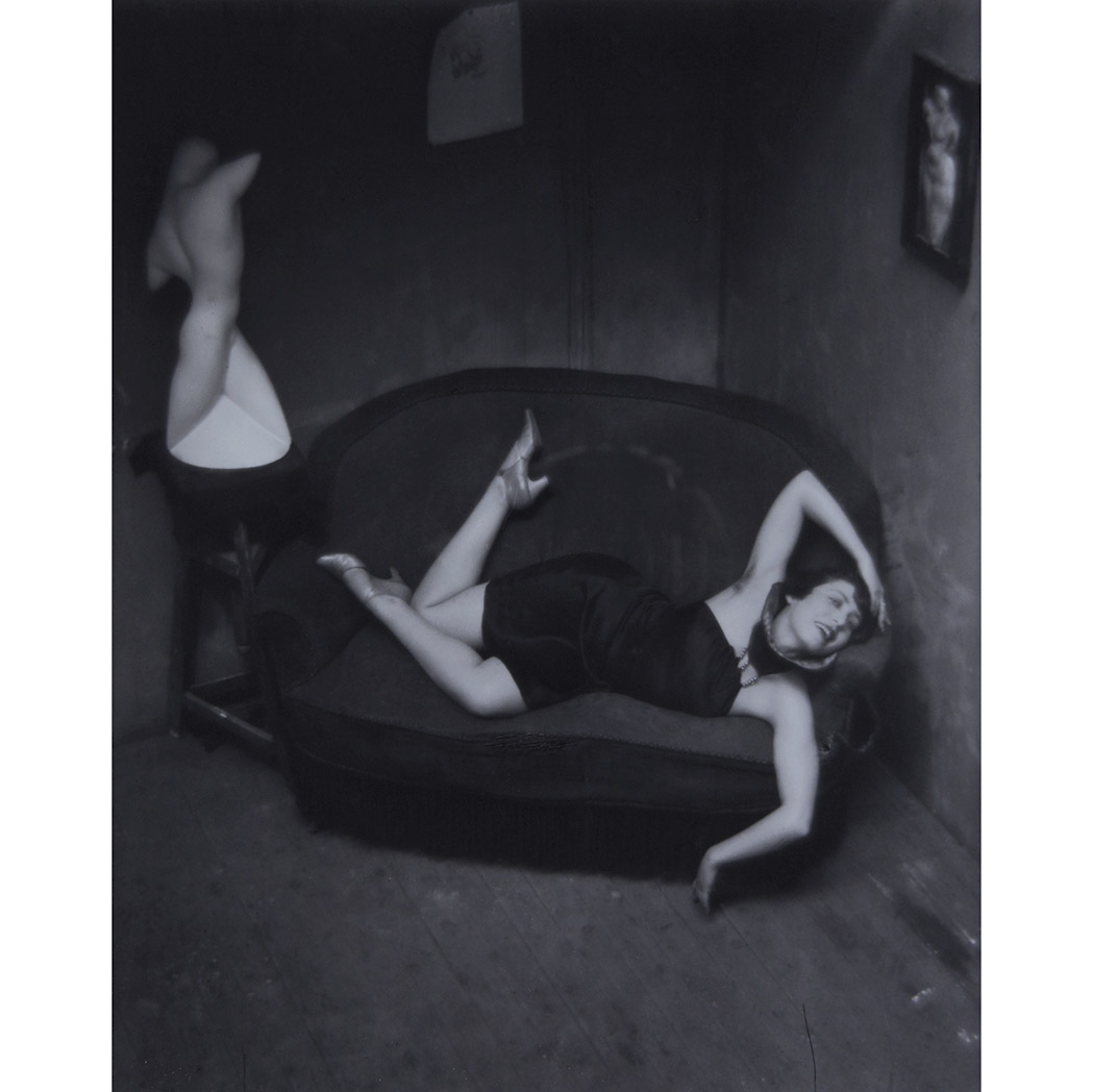Lot image - KERTESZ, ANDRE (1894-1985)  Satiric Dancer